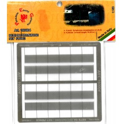 FENCING NET SCALE 1/160 N...