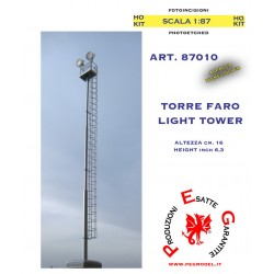 LIGHTHOUSE TOWER SCALE 1/87...